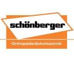 Logo Schönberger Orthopädie - Schuhtechnik
