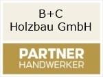 Logo B+C Holzbau GmbH