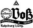 Logo Hellmut Voß e.K.  Uhrmacher & Optiker