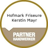 Logo Hofmark Friseure  Kerstin Mayr