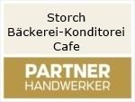 Logo Storch  Bäckerei-Konditorei-Café