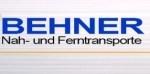 Logo Behner Nah- u. Ferntransporte Logistik