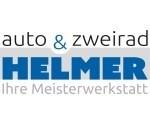 Logo auto & zweirad Helmer Ihre Meisterwerkstatt