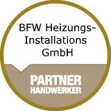Logo BFW Heizungs-Installations GmbH