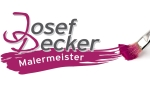 Logo Malermeister  Josef Decker