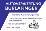 Logo Autoverwertung Burlafinger