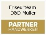 Logo Friseurteam D&D Müller
