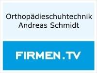 Logo Orthopädieschuhtechnik  Andreas Schmidt