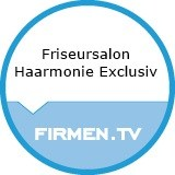 Logo Friseursalon Haarmonie Exclusiv