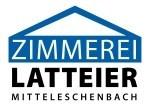 Logo Zimmerei Latteier