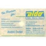 Logo ALDO  Kälte-Wärme-Klima