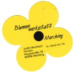 Logo Blumenwerkstatt Merching