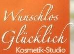 Logo Kosmetik Wunschlos Glücklich