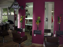Friseursalon 