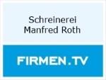 Logo Schreinerei  Manfred Roth