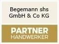 Logo Begemann shs GmbH & Co KG