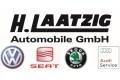 Logo H. Laatzig Automobile GmbH