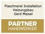 Logo Flaschnerei Installation Heizungsbau  Gerd Maisel