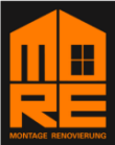 Logo MO-RE Andreas Felkel Montage - Renovierung - Maler - Fensterbau