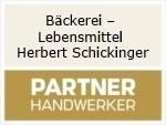 Logo Bäckerei – Lebensmittel Herbert Schickinger