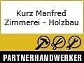 Logo Kurz Manfred Zimmerei - Holzbau
