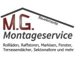 Logo M.G. Bauelemente  Montageservice für Fenster u. Sonnenschutz