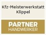 Logo Kfz-Meisterwerkstatt Klippel