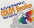 Autolackiererei  Color Emotion