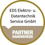 Logo EDS Elektro- und Datentechnik Service GmbH