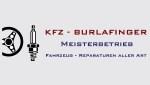 Logo Kfz-Meisterbetrieb Burlafinger