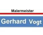 Logo Gerhard Vogt  Malermeister