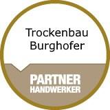 Logo Trockenbau Burghofer