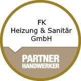 Logo FK Heizung & Sanitär GmbH