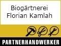 Logo Biogärtnerei Florian Kamlah