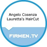 Logo Angelo Cosenza Lauretta's HairCut