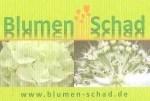 Logo Blumen Schad
