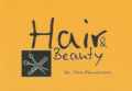 Logo Friseursalon Hair & Beauty